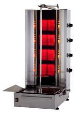 Газов дюнер с мотор от долу KLG 210-HG