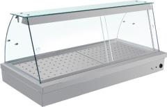 Топла витрина настолна на водна баня за GN 1/1