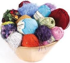 Прежди за ръчно плетиво