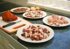Птиче месо и субпродукти