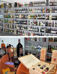 Търговия с алкохолни напитки