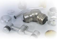 Детайли и елементи за алуминиеви парапети