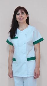 Облекла за медицински и болничен персонал №2