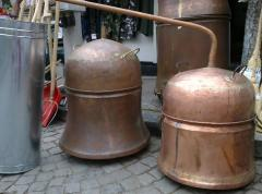 Furnaces for cauldrons