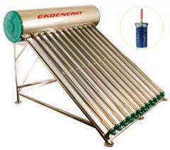 Слънчев водонагревател под налягане EKOENERGY