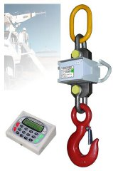Equipment for measuring of weight, volume, cubic