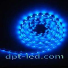 LED Лента 3528 SMD - цвят Син