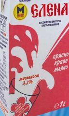 Пастьоризирано мляко ЕЛЕНА