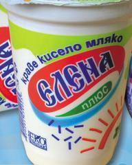 Кисело мляко ЕЛЕНА ПЛЮС