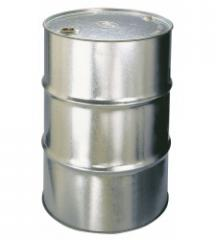 Метален варел с пробки