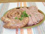 Заготовки от мляно месо: кебапче