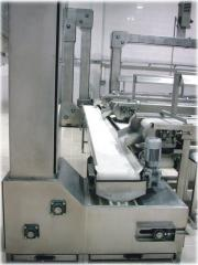 Conveyors for cereals