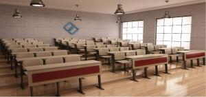 Мебели аудиторни модел