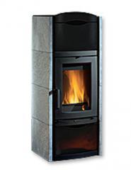 Печка на дърва Top Design PERLA PETRA