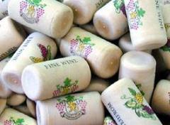 Тапи за бутилки от натурален корк