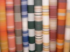 Тъкани за сенници и шезлонги