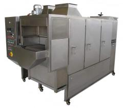Dried Nut and Fruit Roasting Oven