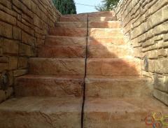 Облицовка за стълбище