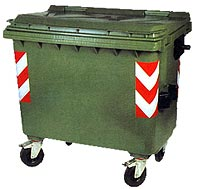 Контейнер за боклук 660 Литра
