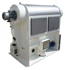 Air recycling aspirator