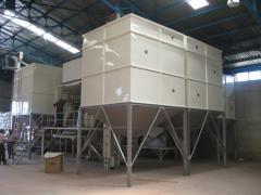 Inside silos