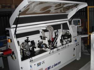Кантираща машина с три агрегата