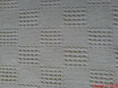 Одеало Кувертюра модел Мозайка-бяло