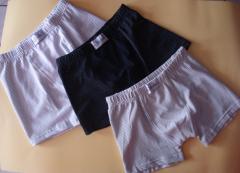 Children underclothes