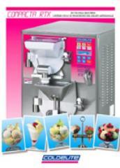 Машина за сладолед COMPACTA RTX