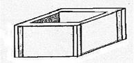 Тяло за колони от вибропресован бетон