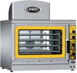 Конвектомат парен сладкарски газов UNOX XG 413
