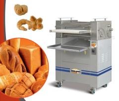 The equipment for a batch of bakery and