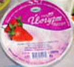Соев плодов йогурт