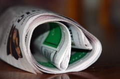 Вестникарска хартия