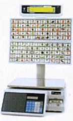 Електронна везна DIGI SM-500MK4