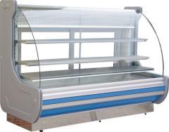 Среднотемпературна хладилна витрина  АЛЯСКА