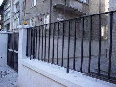 Декоративни метални огради №2