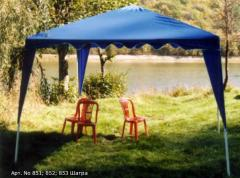 Bahçe tenteler