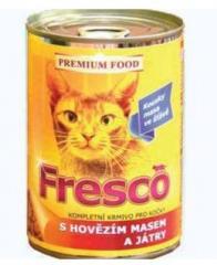 Консервирана храна за котки Фреско кет