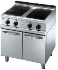 Печка със стъклокерамичен плот Серия 900