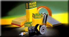 Горивни филтри MANN
