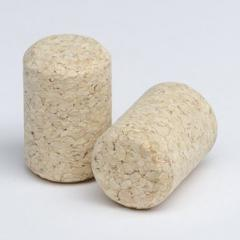 Bottle corks, agglomerated cork