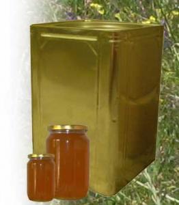 Метална кутия за мед