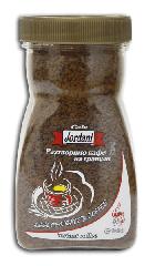 Разтворимо кафе на гранули
