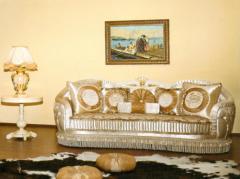 Мебели за дневна в бароков стил