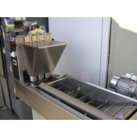 Automatic devices for preparation of pies,