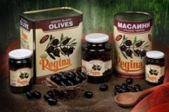 Черни Маслини Regina (Конфит)