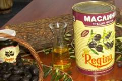 Гръцки зехтин Regina