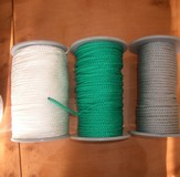 Изкуствени шнурове за сушене на дрехи