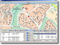 Controlling and monitoring equipment for